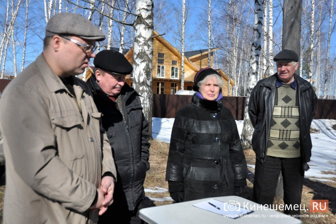 Встреча кинешемских коммунистов с избирателями прошла без задержаний фото 7