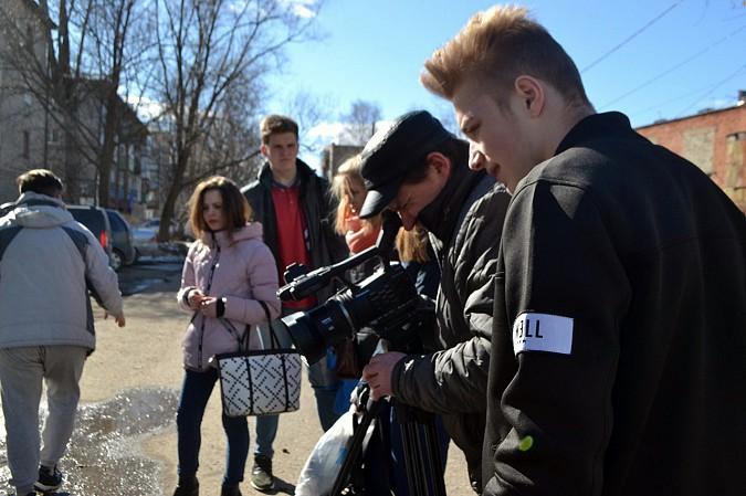 Кинешемская молодежная киностудия сняла музыкальный видеоклип фото 5