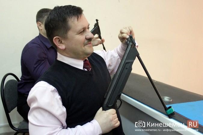 Кинешемские депутаты взялись за ружья фото 7