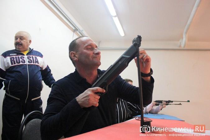 Кинешемские депутаты взялись за ружья фото 6