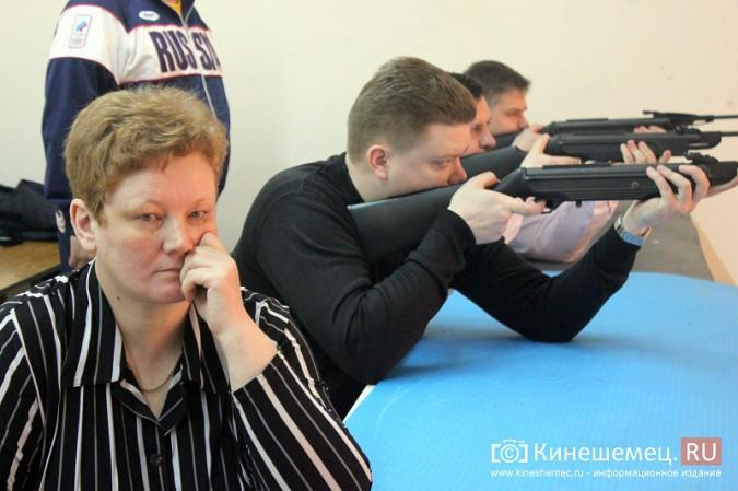 Кинешемские депутаты взялись за ружья фото 3