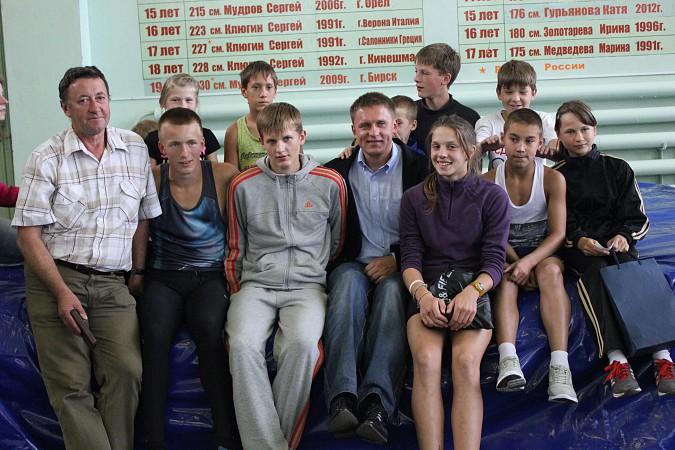 Знаменитый кинешемский тренер отмечает юбилей фото 4
