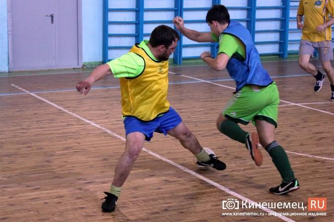 «Волжанин» - обладатель Кубка Кинешмы по мини-футболу фото 10