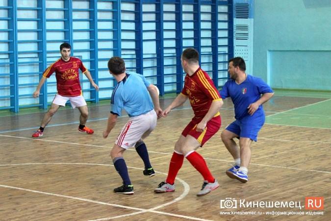 «Волжанин» - обладатель Кубка Кинешмы по мини-футболу фото 7