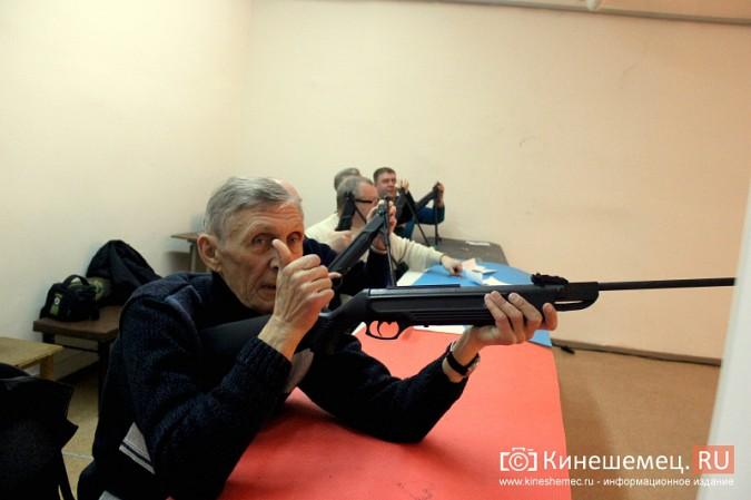 В Кинешме завершился чемпионат по пулевой стрельбе фото 2