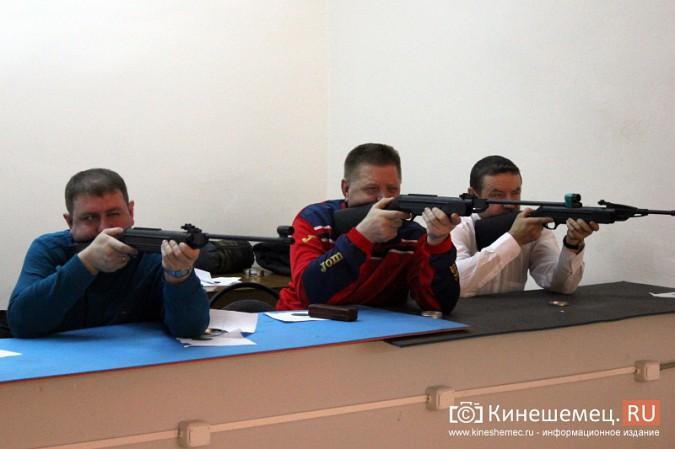 В Кинешме завершился чемпионат по пулевой стрельбе фото 5