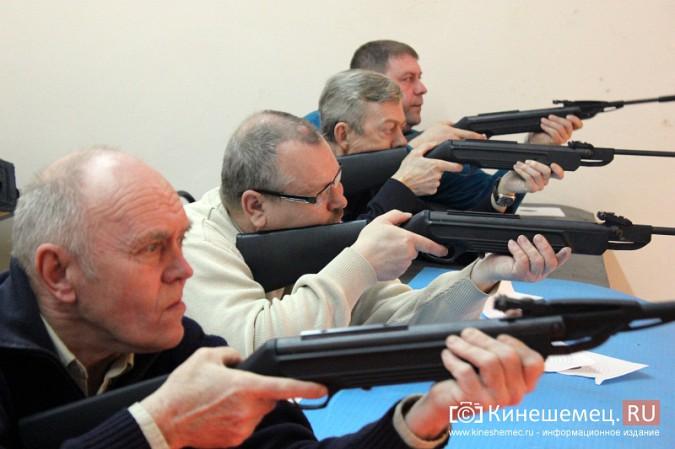 В Кинешме завершился чемпионат по пулевой стрельбе фото 3