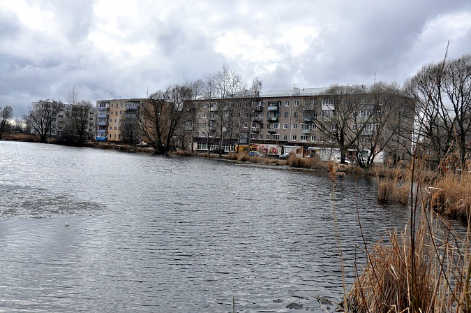 Кинешемка утопилась в озере фото 7