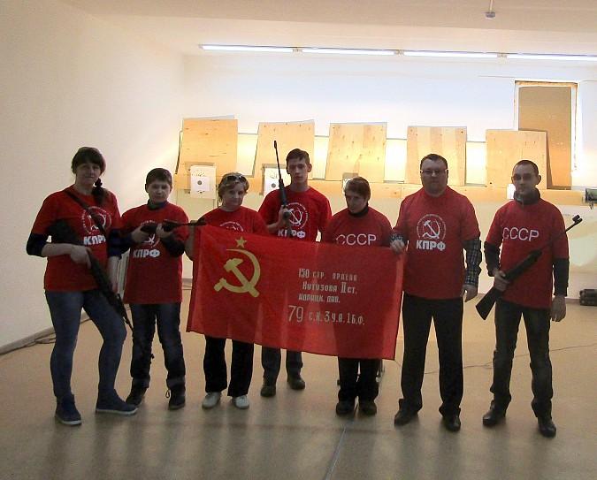 Единороссы «перестреляли» коммунистов в Кинешме фото 2