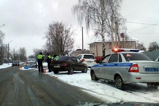 Снегопад стал причиной нескольких ДТП на улицах Кинешмы фото 3