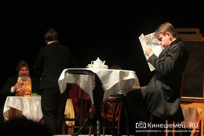 В Кинешме открылся театральный фестиваль «Горячее сердце» фото 12