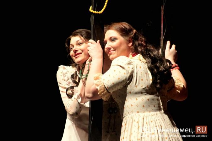 В Кинешме открылся театральный фестиваль «Горячее сердце» фото 10