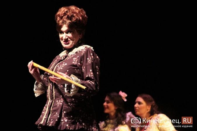 В Кинешме открылся театральный фестиваль «Горячее сердце» фото 11