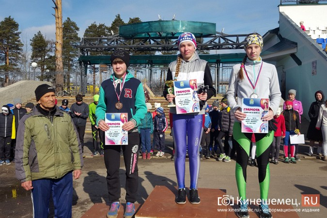 В Кинешме подвели итоги биатлонного сезона фото 4