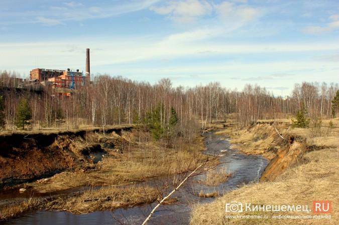 В черте Кинешмы расположены пруды с отходами производства уксусной кислоты фото 9