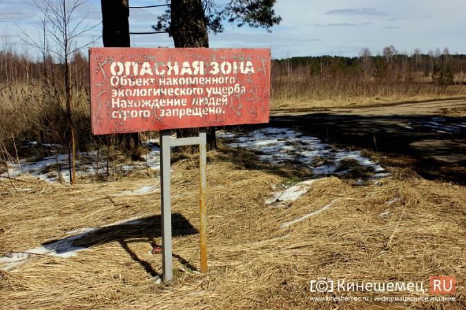 В черте Кинешмы расположены пруды с отходами производства уксусной кислоты фото 8