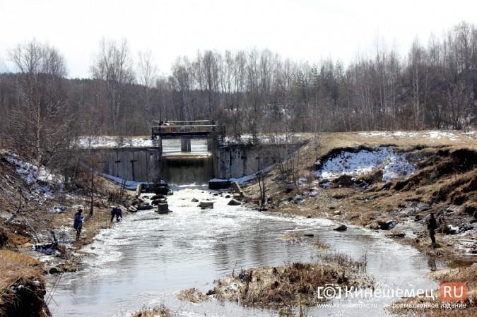 В черте Кинешмы расположены пруды с отходами производства уксусной кислоты фото 7