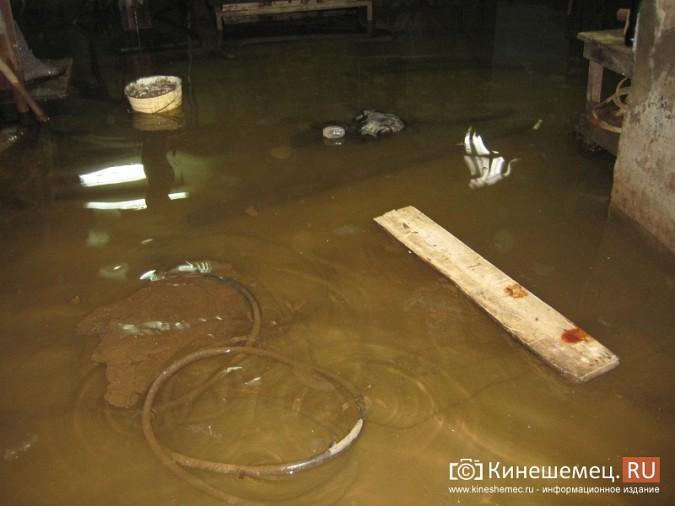 В Кинешме может рухнуть многоквартирный дом фото 5