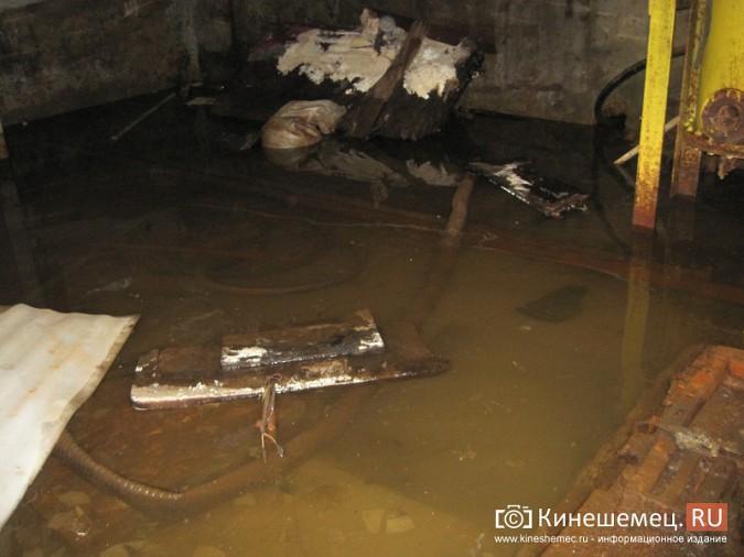 В Кинешме может рухнуть многоквартирный дом фото 3