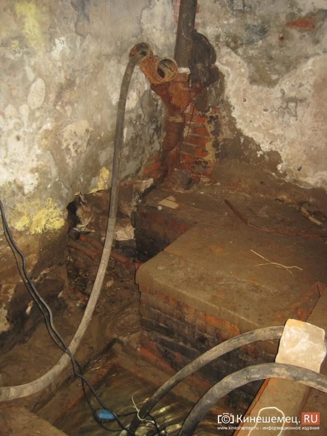В Кинешме может рухнуть многоквартирный дом фото 19