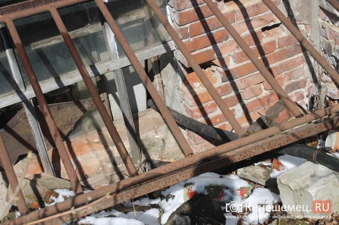 В Кинешме может рухнуть многоквартирный дом фото 15