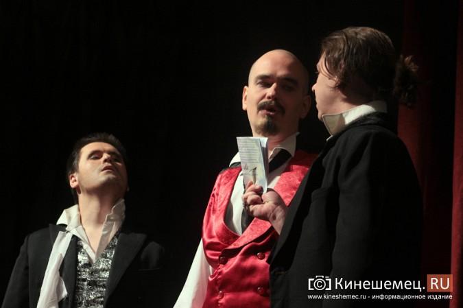 На театральном фестивале в Кинешме показали «Касатку» фото 4