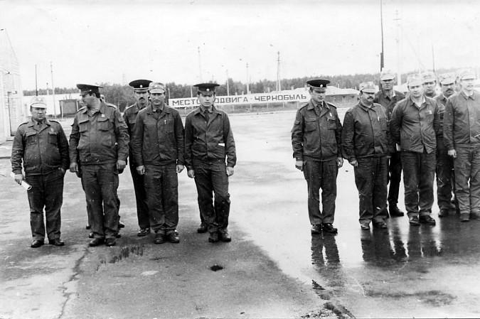Кинешемцы вспоминают Чернобыль фото 3