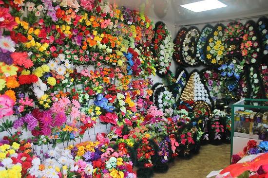 Ритуальный магазин открылся на кладбище «Затенки» фото 5