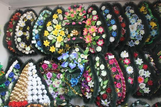 Ритуальный магазин открылся на кладбище «Затенки» фото 9