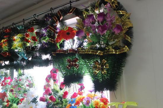 Ритуальный магазин открылся на кладбище «Затенки» фото 10