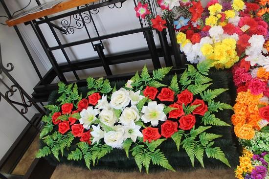 Ритуальный магазин открылся на кладбище «Затенки» фото 7