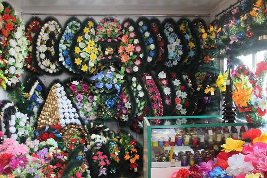 Ритуальный магазин открылся на кладбище «Затенки» фото 4