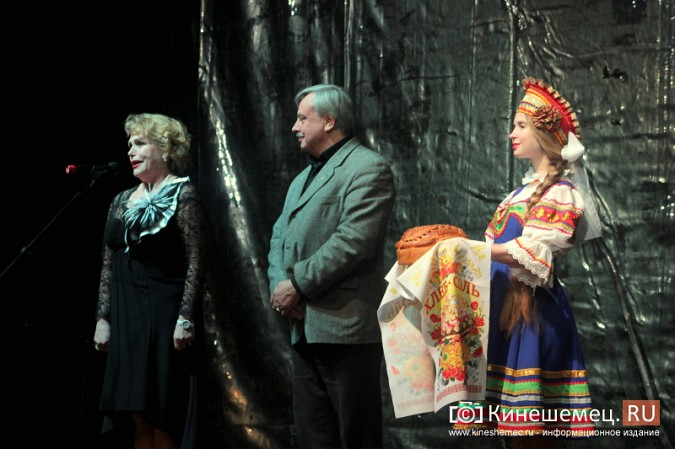 На сцене кинешемского театра «убили» Павла I фото 3