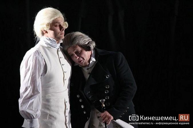 На сцене кинешемского театра «убили» Павла I фото 2
