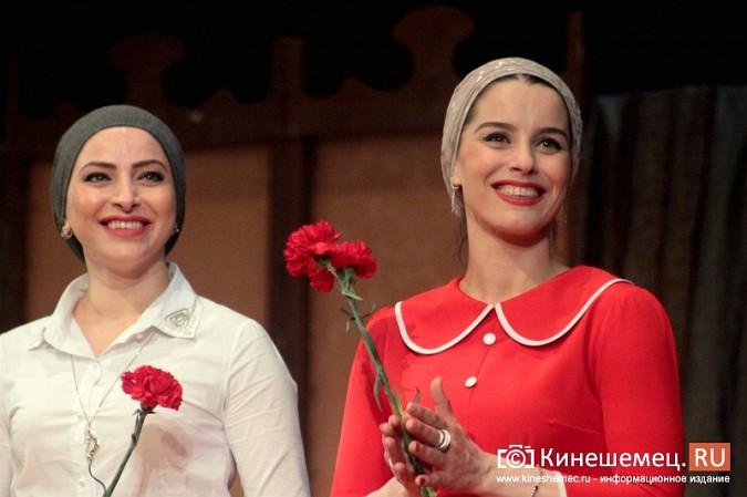 Гостем фестиваля «Горячее сердце» в Кинешме стал театр из Чечни фото 8