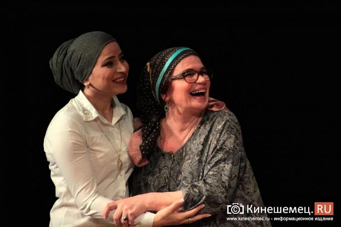 Гостем фестиваля «Горячее сердце» в Кинешме стал театр из Чечни фото 7