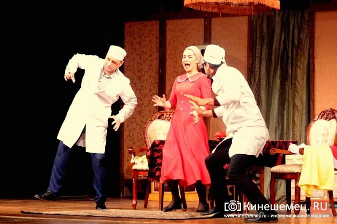 Гостем фестиваля «Горячее сердце» в Кинешме стал театр из Чечни фото 4
