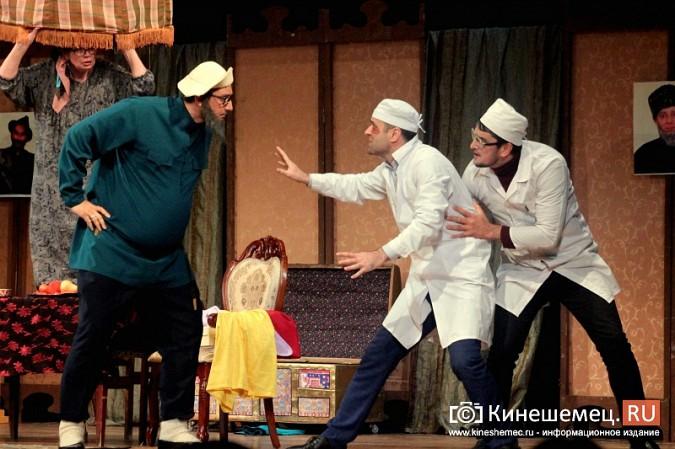 Гостем фестиваля «Горячее сердце» в Кинешме стал театр из Чечни фото 6