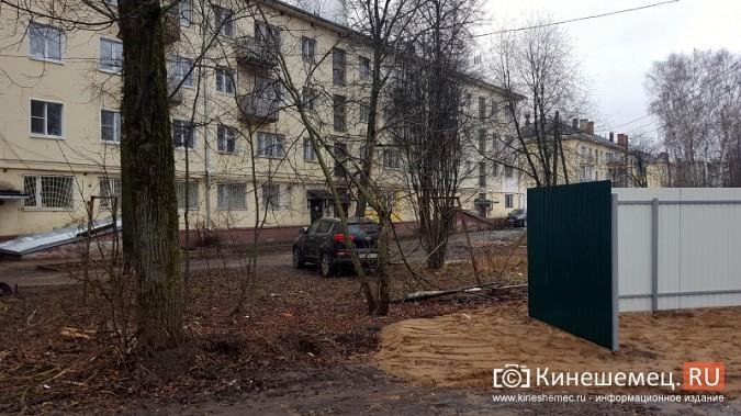 Кинешемский депутат передвигает помойку под окна жителей дома фото 6