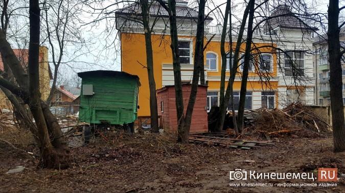Кинешемский депутат передвигает помойку под окна жителей дома фото 4