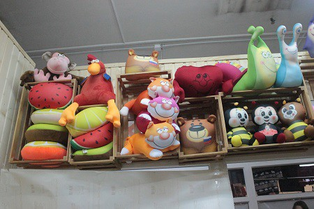 «Союз производителей игрушек» приходит в Кинешму фото 4
