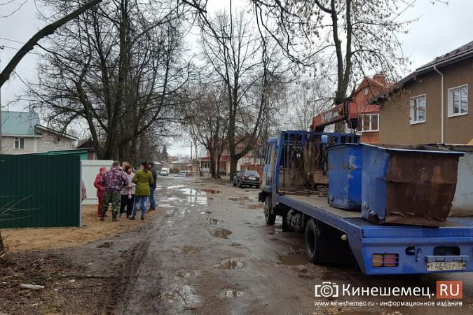 Скандал с переносом помойки на улице Островского докатился до прокуратуры фото 2
