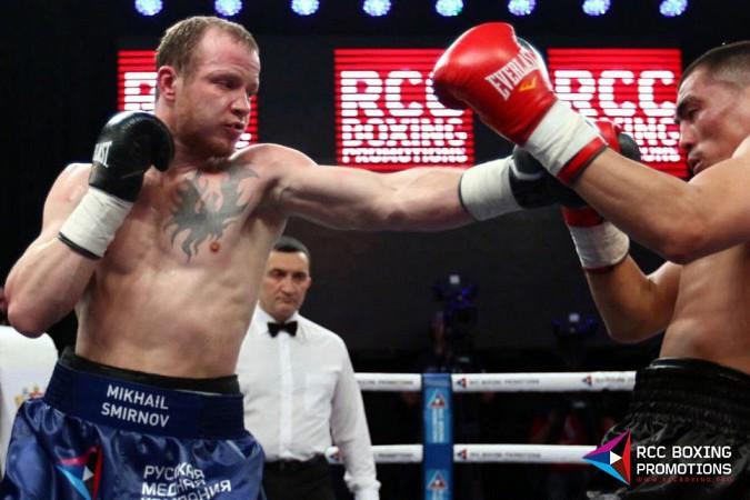 Кинешемский боксер-профессионал победил соперника из Таджикистана фото 3