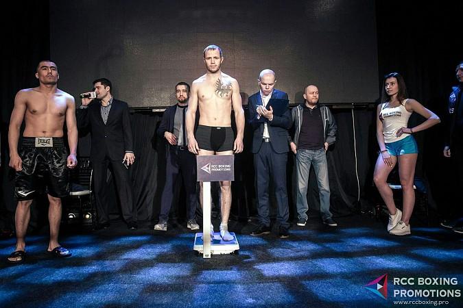 Кинешемский боксер-профессионал победил соперника из Таджикистана фото 8