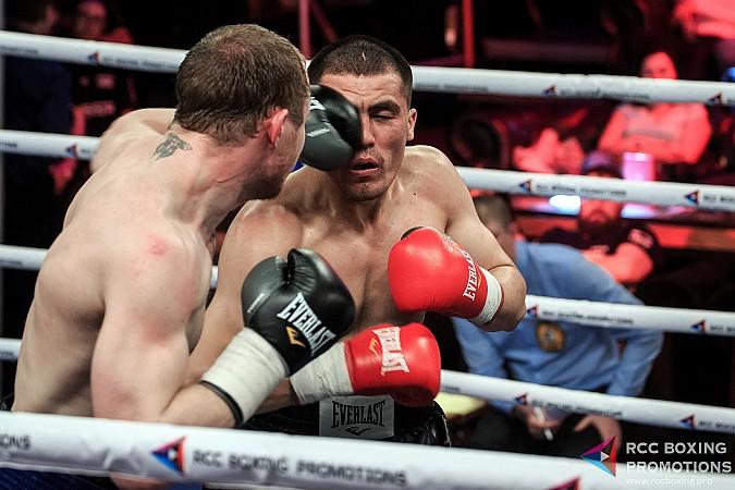 Кинешемский боксер-профессионал победил соперника из Таджикистана фото 5