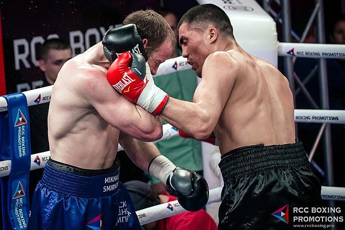 Кинешемский боксер-профессионал победил соперника из Таджикистана фото 4