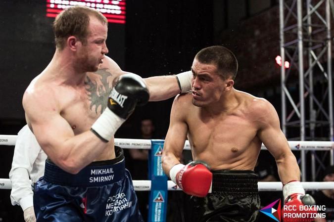 Кинешемский боксер-профессионал победил соперника из Таджикистана фото 7