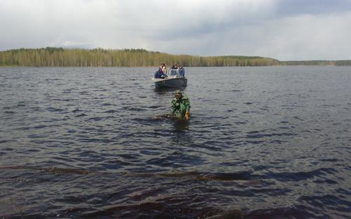 Фото пресс-службы Управления по обеспечению защиты населения и пожарной безопасности Ивановской области