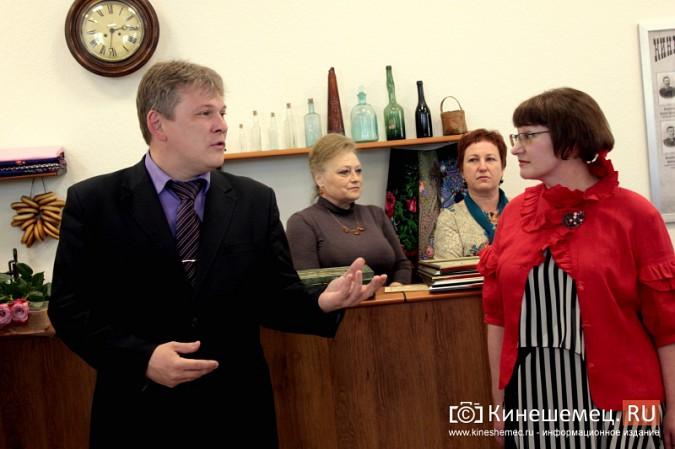 Открылся кинешемский художественно-исторический музей фото 15
