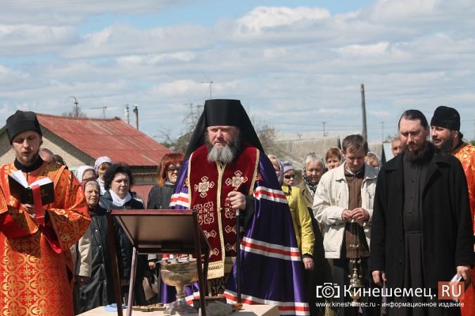 Строитель детского сада на Гагарина подарит Кинешме храм фото 5